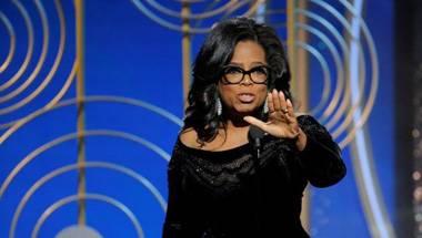 Speech, #MeToo, Golden Globe, Oprah Winfrey