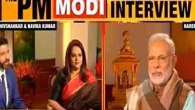 BJP, Media, Modi interview, Journalism
