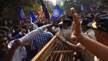 Violence, Padmavati controversy, Bhima Koregaon violence, Caste conflict