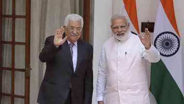 Gulf, Narendra Modi, Israel, India-Palestine ties