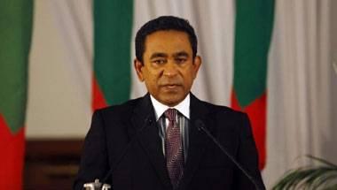 OBOR, Diplomacy, China, Abdulla yameen