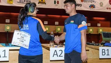 Commonwealth Games, Anish Bhanwala, Shooting, Manu Bhaker