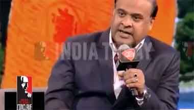 BJP, Northeast, Himanta Biswa Sarma, India Today Conclave 2018