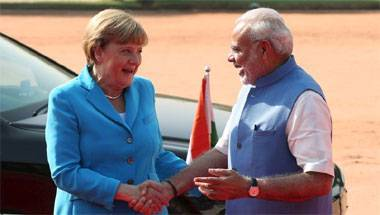 China, Trade, Diplomacy, India Germany ties