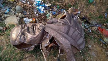 Sangh Parivar, BJP, Tripura Assembly elections 2018, Lenin statue