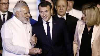 Rafale Deal, Pokhran, Narendra Modi, Emmanuel Macron