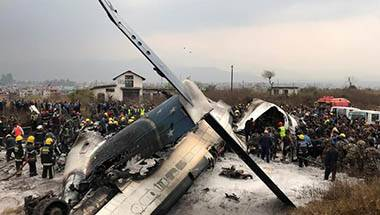 Nepal, Air Crash, Airline safety