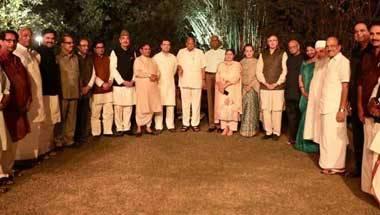 Sharad Pawar, Third Front, Congress, UPA