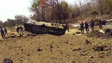 Sukma attack, Chhattisgarh, Naxals, CRPF