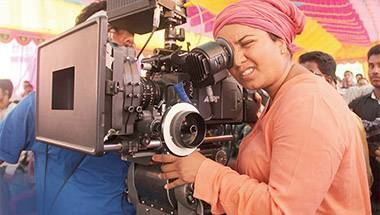 Male dominance, Film industry, Indian films, Cinematography