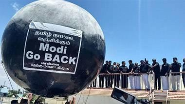 Cauvery row, Tamil Nadu, Narendra Modi, Go back modi