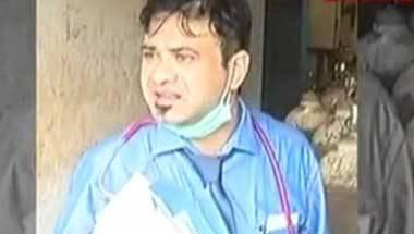 Yogi Aditayanth, Gorakhpur hospital tragedy, BRD Medical College, Kafeel Khan