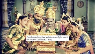Mahabharata, Internet, Biplab Deb, Tripura