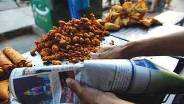 April Fools' Day, Narendra Modi, Pakoda, Job crisis