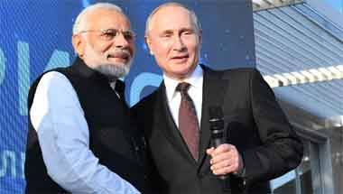 Modi doctrine, Informal foreign policy, Sochi, Modi in Russia