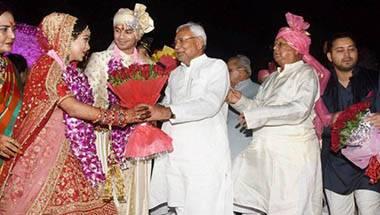 Tej Pratap Yadav, Diplomacy, Lalu Prasad Yadav, Nitish Kumar