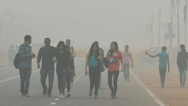 Aap government, Smog, Delhi, Air Pollution