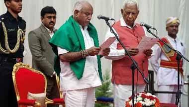 Karnataka Assembly polls, Vajubhai vala, BJP, Congress-jds
