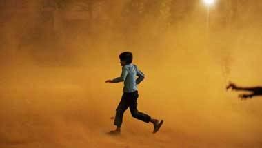 Dust storm, Pollution, Air quality, Air Pollution
