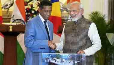 Modi, China, Indian Ocean, India-seychelles ties