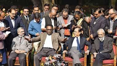 Justice Chelameswar, CJI Dipak Misra, CJI impeachment, Judicial crisis