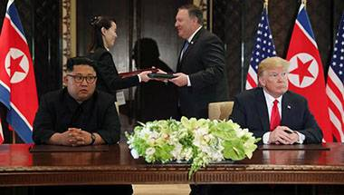 Us-north korea, Singapore summit, Donald Trump, Kim Jong-un