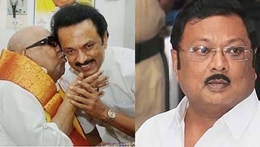 Alagiri, MK Stalin, 2019 Lok Sabha elections, DMK