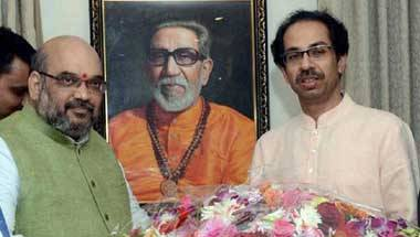 Babri demolition, Hindutva, Shiv Sena, Shiv Sena-BJP alliance