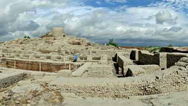 Mohenjodaro, Shudras, Indus Valley Civilisation, Harappan civilisation