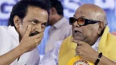 Kalaignar, Karunanidhi, MK Stalin, DMK