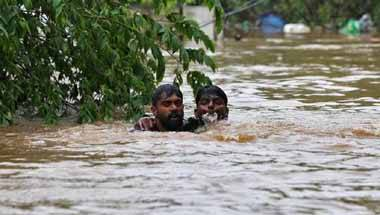 Natural Disaster, Narendra Modi, Beef politics, Kerala floods