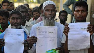 Illegal Immigrants, Assam, National Register for Citizens, Nrc final draft