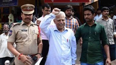 Varavara rao, Maoists, Bhima Koregaon, Activists arrested