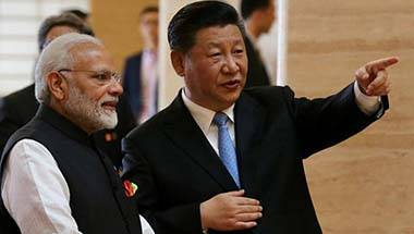 Belt and Road Initiative, South Asia, Doklam crisis, Indo-China ties