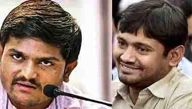 Lok Sabha election 2019, BJP, Kanhaiya Kumar, Hardik Patel