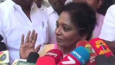 Tamilisai soundararajan, BJP, Tuticorin, Lois sophia