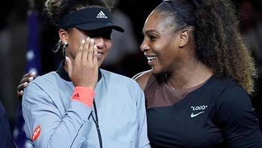 Tennis, Serena Williams, Naomi osaka, US Open