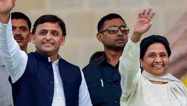 Congress, Mayawati, Akhilesh Yadav, Grand Alliance