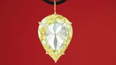 Diamonds, Christie's, Marilyn Monroe, Moon of baroda