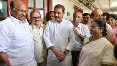 Rahul Gandhi, Opposition unity, Congress, Sharad Pawar
