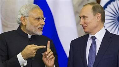 Vladimir Putin, Narendra Modi, Bilateral Ties, India-Russia relations