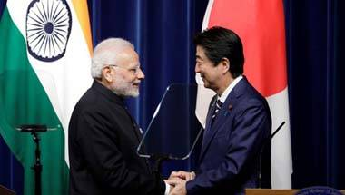 South china sea, Shinzo Abe, Narendra Modi, India-Japan Ties