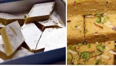Diwali, Sweets, Kaju katli, Diwali sweets
