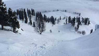 Kangri, Kehwa, Jammu and kashmir tourism, Snowfall in kashmir