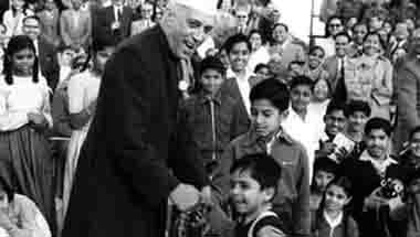 Adults-only, Indians, Jawaharlal Nehru, Children's Day