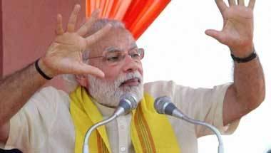 Vikas, BJP, Chaiwala, Prime Minister Narendra Modi