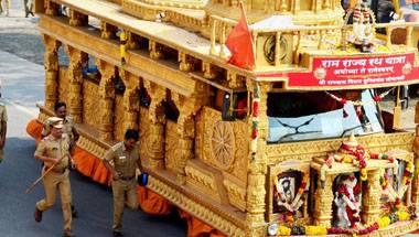 Bhaiyyaji joshi, RSS, Ayodhya dispute, Ram mandir