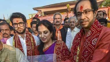 Shiv Sena, BJP, VHP, Ayodhya