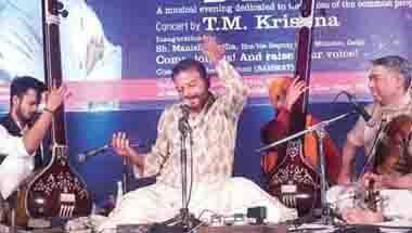 Carnatic Music, Casteism, Dissent, TM Krishna