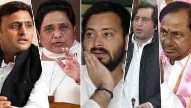 Akhilesh Yadav, Mayawati, Tejashwi Yadav, 2019 general elections